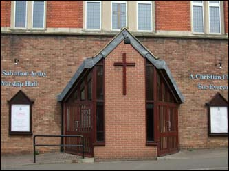 Rushden Research Group Churches Salvation Army 125 Years