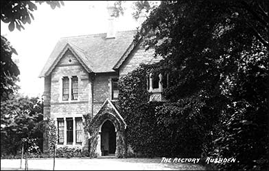 The rectory in about 1910