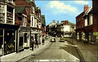 Rushden Research Group: Old shops of the High Street