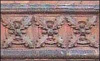 Carved detail