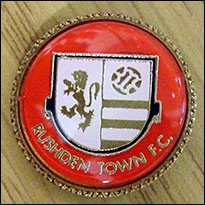 Rushden Town Football Club Badge