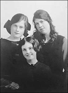 Ethel, Connie and Mabel