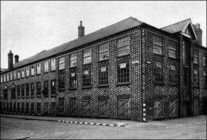 The Cunningtons factory