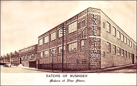 Picture of Eatons Factory Rushden