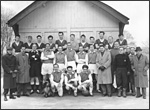Rushden Amateurs c.1960.  Click here for this and other clubs, societies and leisure activities